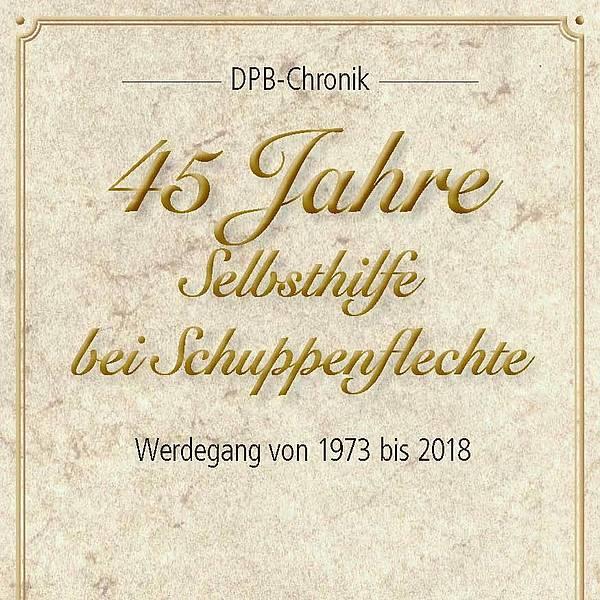Deutscher Psoriasis Bund E V Dpb Jubilaum 45 Jahre Selbsthilfe